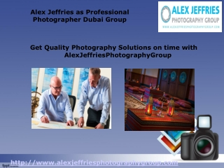 Professional Photographer Dubai Group