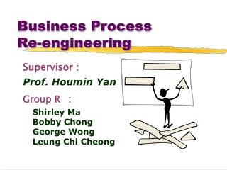 Business Process  Re-engineering