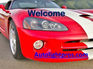 Pontiac Headlights