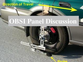 OBSI Panel Discussion