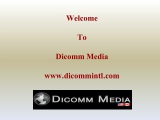 International Media Buying, Media Representation Firms