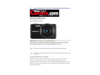samsung st95 review (whatdigitalcamera.com)