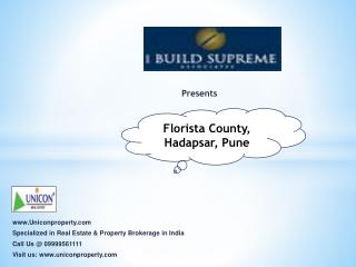Florista County Pune