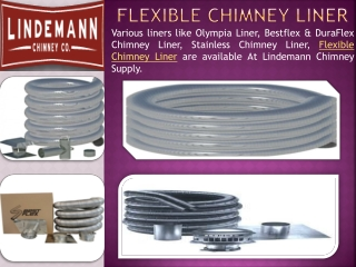 DuraFlex Flexible Chimney Liner