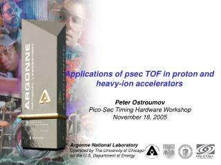 Applications of psec TOF in proton and heavy-ion accelerators
