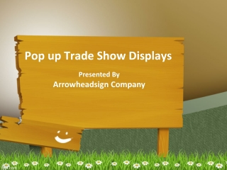 Reasons behind the Rising Popularity of Pop up Trade Show