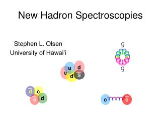 New Hadron Spectroscopies