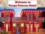 Enjoy your beautiful nights in Hotel Parga Princess
