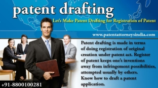 Patent Registration in India | PatentAttorneysIndia.com