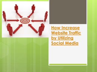 How Increase Website Traffic by Utilizing Social Media