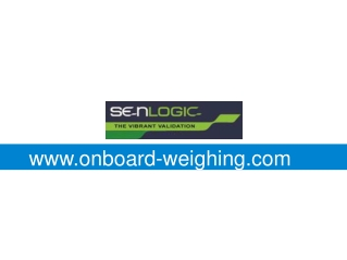 Weigh Bridge Manufacture | Onboard Weighing System Chennai