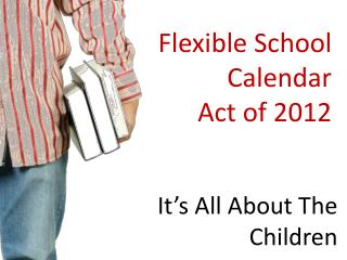 Flexible School Calendar
