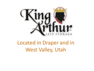 King Arthur Self Storage
