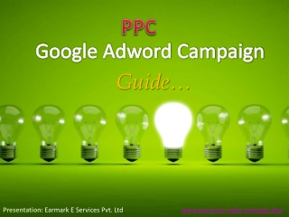 Paid Marketing using PPC Beginner Campaign Guide