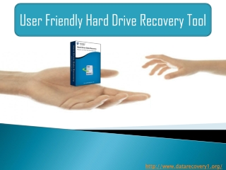 Deleted Partitions Recovery from Windows Hard Drive