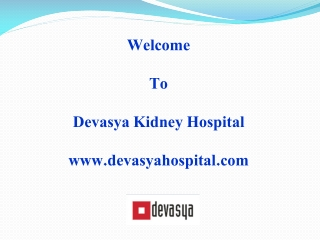 Kidney Hospitals in India