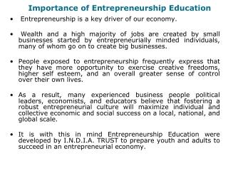 basic entrepreneurial marketing principles