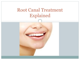 Exceptional Root Canal Treatment in Miami