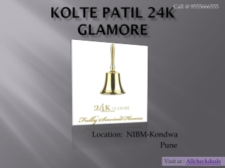 Kolte Patil 24K Glamore-Kolte Patil Glamore
