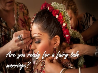 Are you ready for a fairy tale marriage?