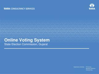 Online Voting System State Election Commission, Gujarat