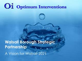 Walsall Borough Strategic Partnership