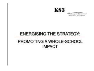KS3 IMPACT!