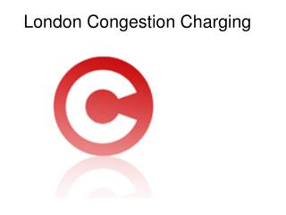 London Congestion Charging