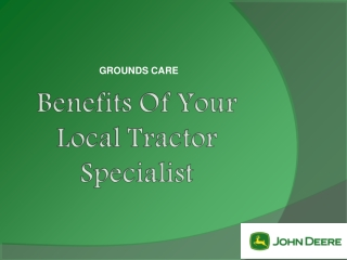 Tractor Sales and Service Geelong Region