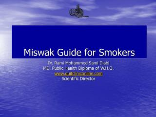 Miswak Guide for Smokers