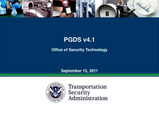 PGDS v4.1 Office of Security Technology