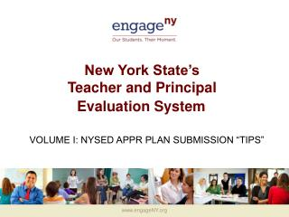 New York State's Teacher and Principal  Evaluation System