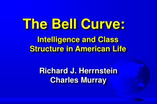 The Bell Curve: