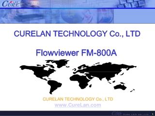 CURELAN TECHNOLOGY Co., LTD Flowviewer FM-800A