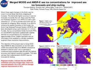 Figure 2: AMSR-E 12.5 km Ice Concentration