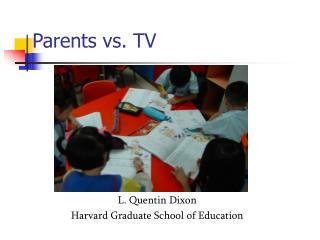 Parents vs. TV