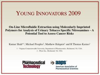 Young Innovators 2009