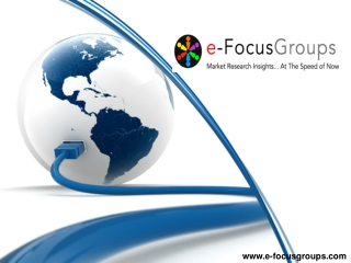 e-Focus Groups- Webcam Focus Groups