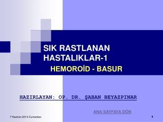 SIK RASTLANAN HASTALIKLAR-1