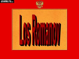 Los Romanov