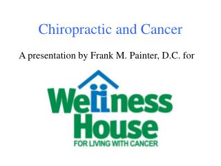 chiropractic and cancer
