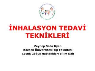 İNHALASYON TEDAVİ TEKNİKLERİ