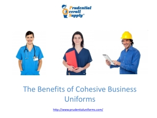The Benefits of Cohesive Business Uniforms