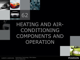 moving heat: heating and air conditioning principles