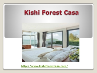 Kishi Forest Casa - Located At Dehradun - Contact Us @ 09999