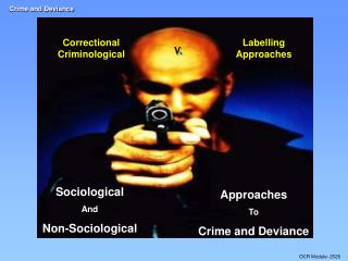 Approaches To  Crime and Deviance