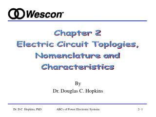 By Dr. Douglas C. Hopkins