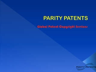 Global Patent Copyright Services