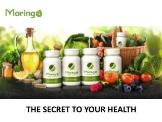THE SECRET TO YOUR HEALTH