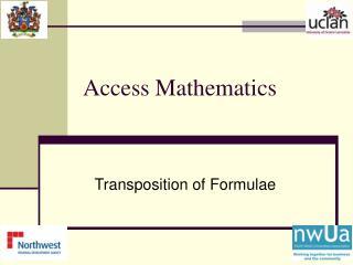 Access Mathematics
